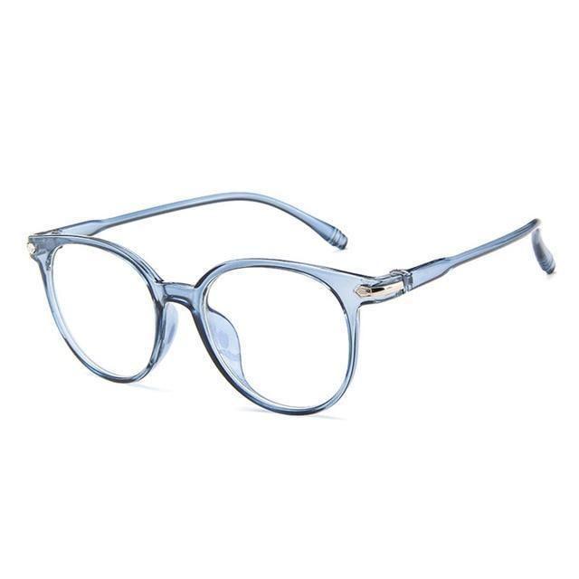e7a0fe625b9d Simplistic Round Colored Frame Optical Glasses – Kalsord Face Shape 2019  Rayban Aviators Popular Sporty Fashion
