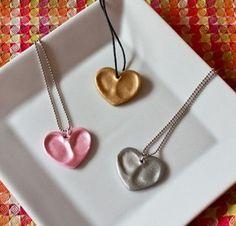 Leuke DIY voor Moederdag: maak een hartjesketting