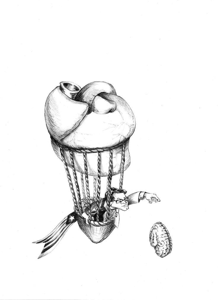 Caricatura para prensa