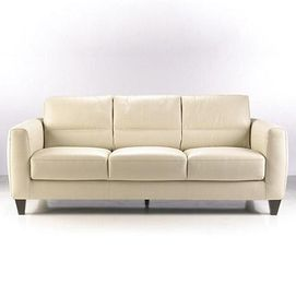 Natuzzi Editions™ U0027u0027Mysticou0027u0027 Leather Sofa ...