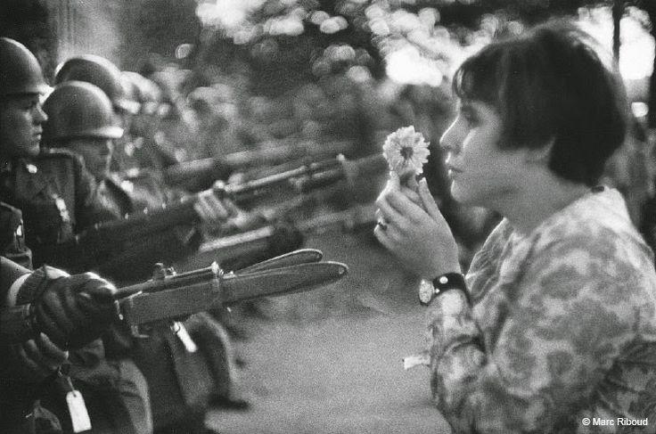 Washington D.C, 1967, by Marc Riboud
