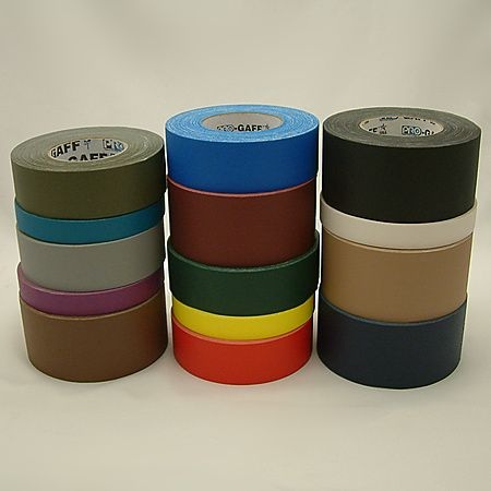 """""""Gaff tape is kind of like The Force from Star Wars: It has a Light side, a Dark side and it helps hold the universe together.""""  Caffiend. 20 January 2010.  Zombie Squad Forum."""