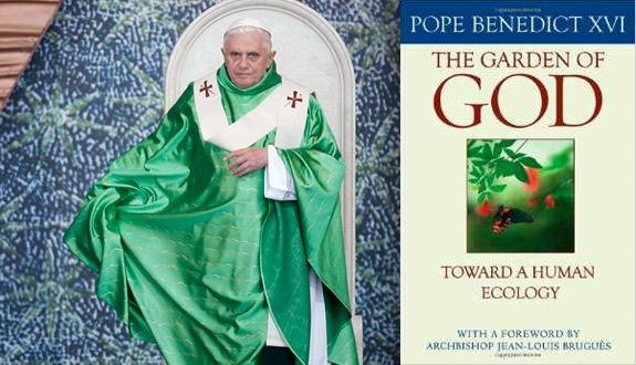 "The ""Green Pope"" and a Human Ecology 