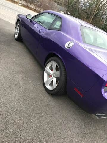 2010 Dodge Challenger SRT8 2dr Coupe **FOR SALE** By Prestige Annapolis LLC - 25 Ritchie Hwy Pasadena, MD