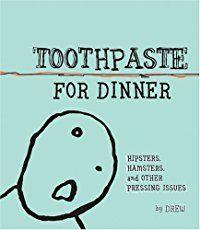 Toothpaste For Dinner by @drewtoothpaste - bag of rocks dirt sticks