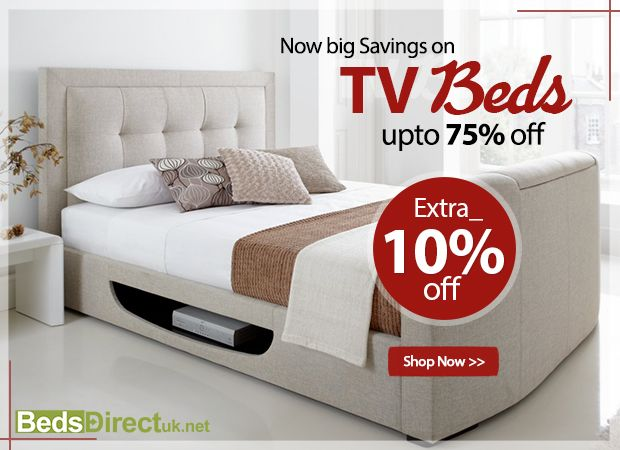 Tv Beds Up To 75 Flat 10 Off January Furniture Sale Hurry