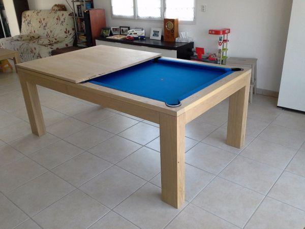 les 25 meilleures id es de la cat gorie table a manger billard sur pinterest table de billard. Black Bedroom Furniture Sets. Home Design Ideas