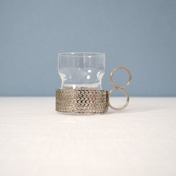 Four Vintage iittala Tsaikka Cups by Timo by MidModMomStore, $60.00