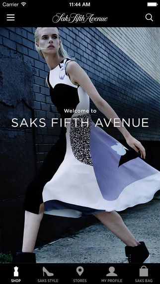 Saks Fifth Avenue for iPhone by Saks Fifth Avenue