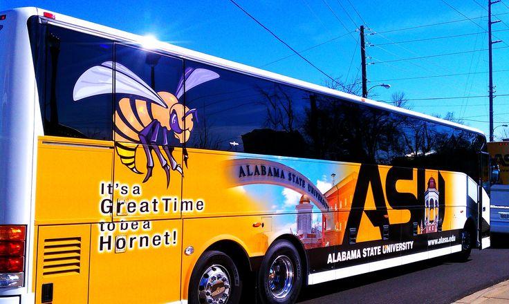 Alabama State Hornet Stadium Alabama State Football