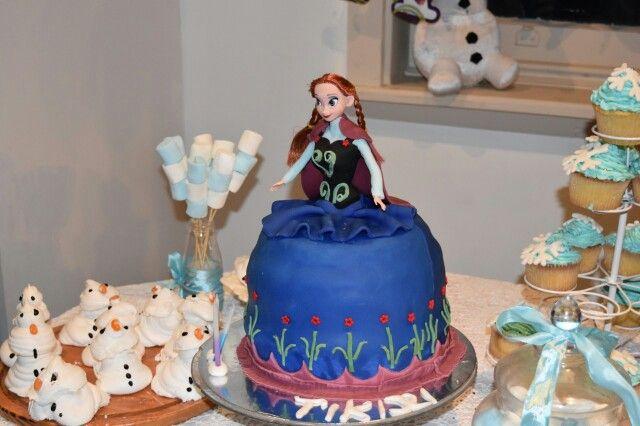 #Frozen#Princes Ana##Frozen birthday party.
