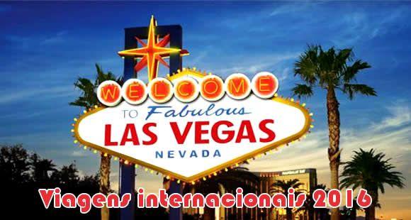 Pacotes internacionais arrasadores 2016 - Viagens | Vegas Baby!....