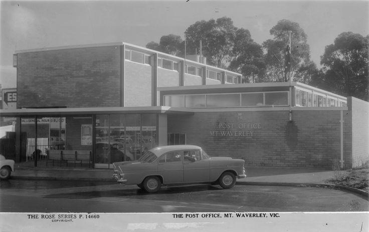 Mt Waverley Post Office