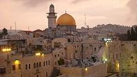 Jerusalem and the Old City