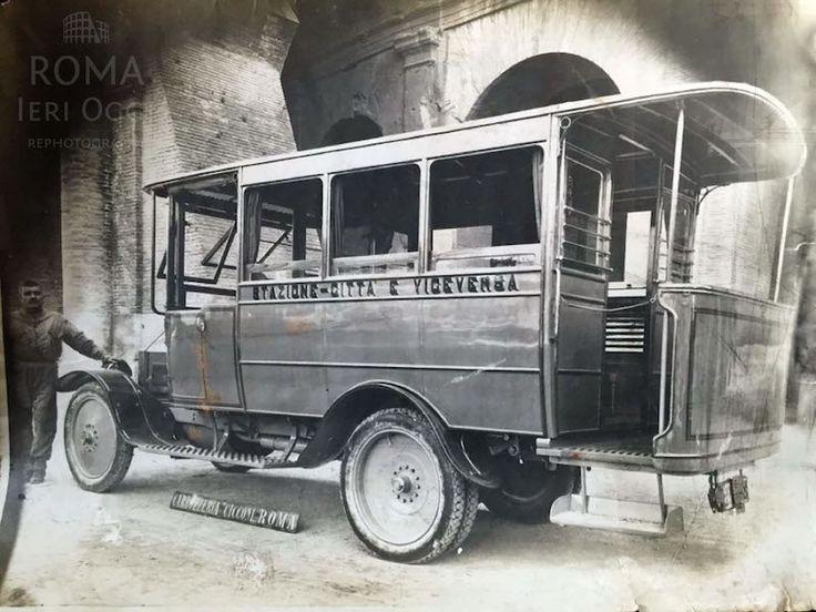 Piazza del Colosseo (1925 ca)