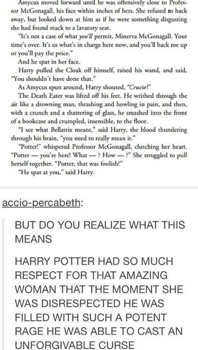 I love Harry.