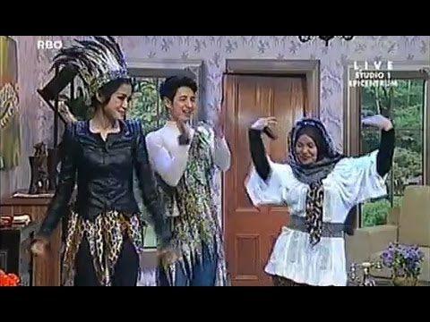 Pesbuker ANTV - Seru Fans Olga Syahputra dari Malaysia Goyang Minyak Wan...