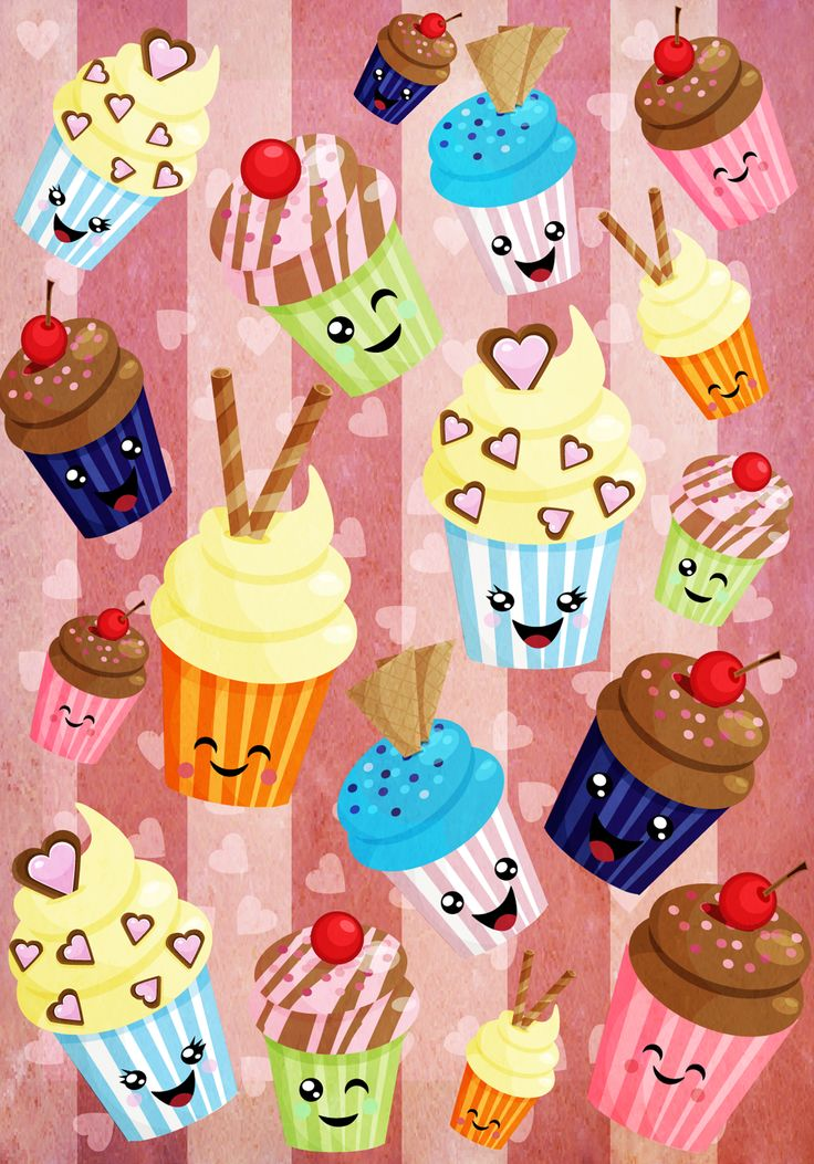 """""""Oh My Cupcakes""""   Cakes on the brain!"""