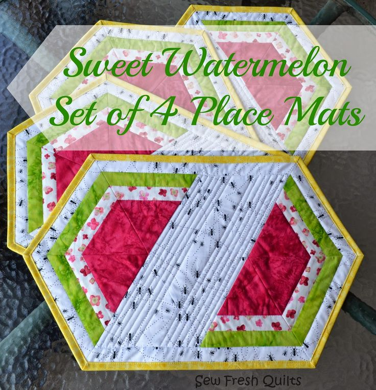 Summer Time - Sweet Watermelon table decor