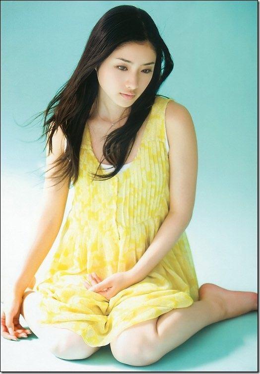 Japanese beauty Satomi Ishihara Brand Ambassador.