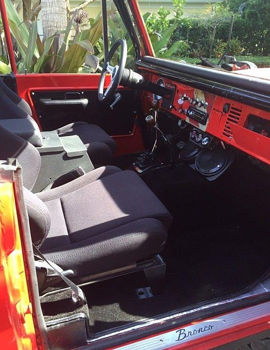 1969 Ford Bronco For Sale Near Jupiter Florida 33469