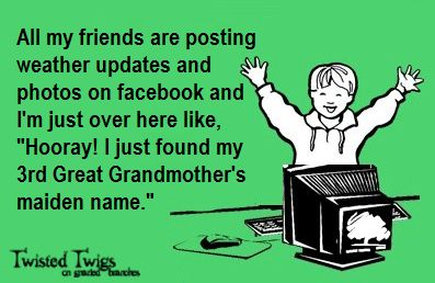Tracing My New England Roots: Friday Funny: And I'm Just Over Here Like... #genealogy #familyhistory