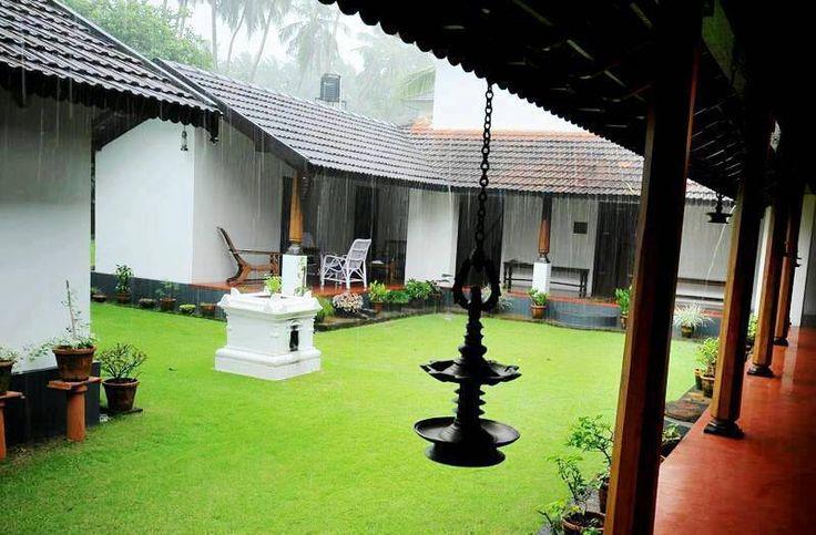 Traditional Kerala Home