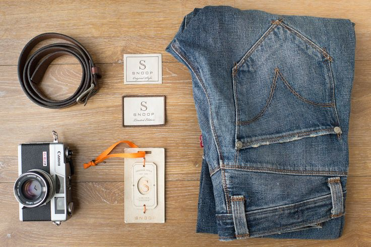 new vintage; label, trouser patch and woven label, everything you need for your denim collection!