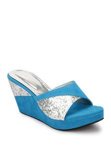 #MBCollection - Blue Wedges
