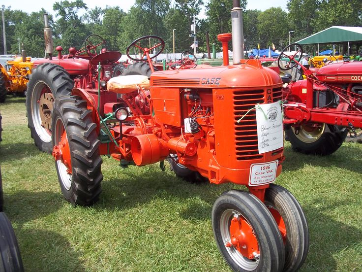 Case Vac Equipment : Best case tractors images on pinterest
