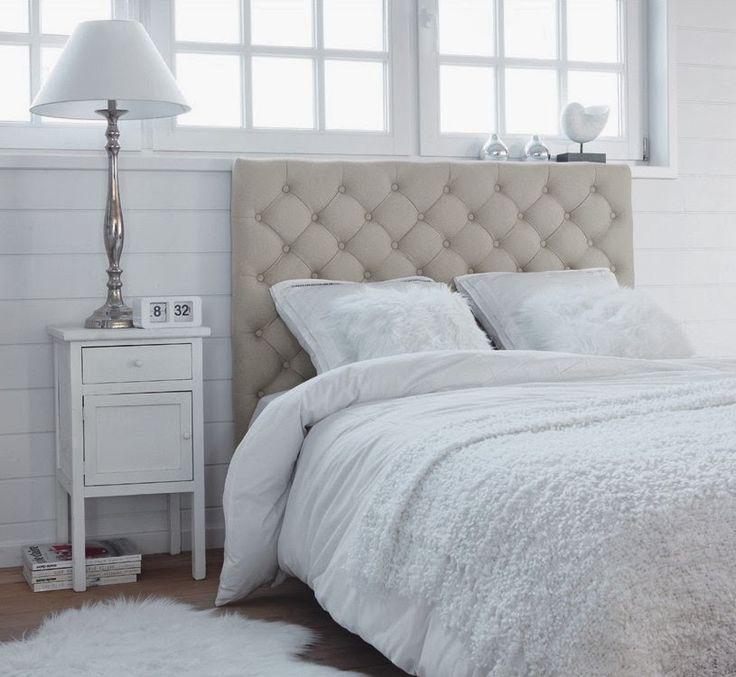 Oltre 25 fantastiche idee su testiera su pinterest pareti camera da letto scure pareti scure - Stencil testiera letto ...
