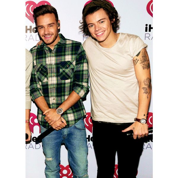 Harry and Liam ♥ #1D #HarryStyles #LiamPayne #OneDirection