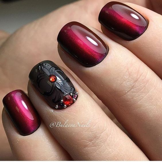 Variety Of Nail Art By Yours Truly: Best 25+ Colorful Nail Designs Ideas On Pinterest