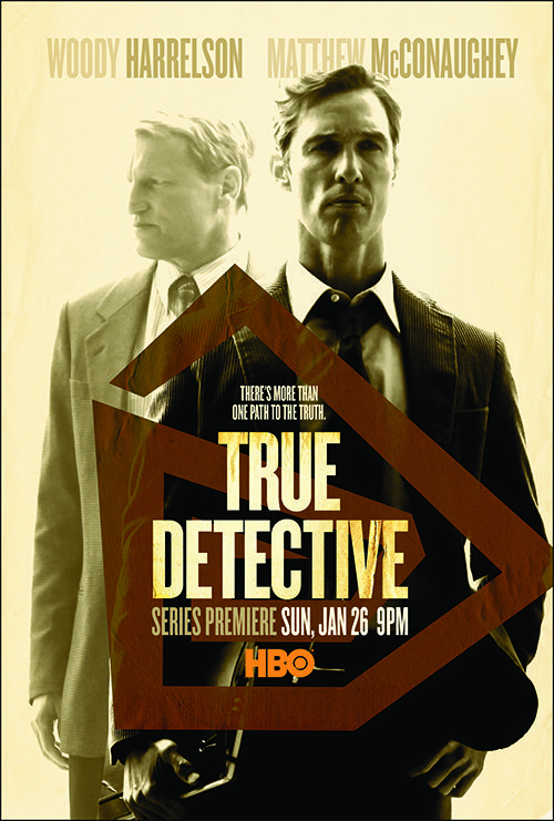 True Detective. If you have HBO I hope to h-e-double hockey sticks you're watching this. If you don't have HBO get it and START. Freakin' amazing.