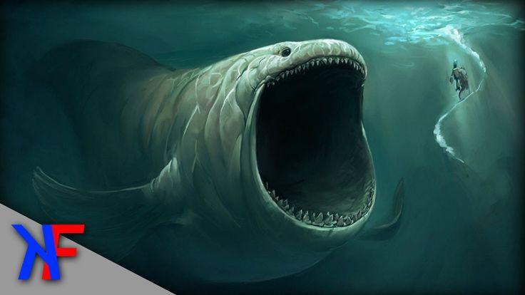10 Makhluk Hidup Di Dalam Laut Yang MENGERIKAN 😱