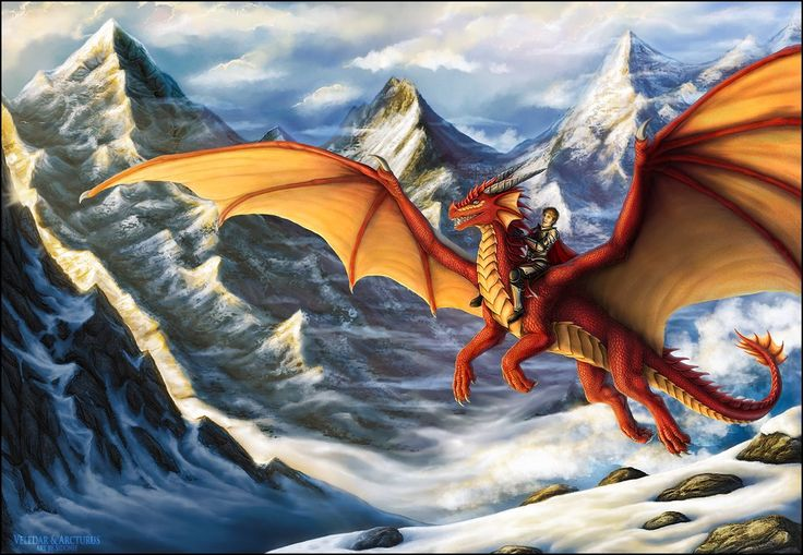 Scales and Honor: The Dragon's Paladin by Sidonie.deviantart.com on @DeviantArt