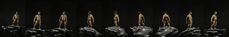 Wolverine Painted version by The-Small.deviantart.com on @deviantART