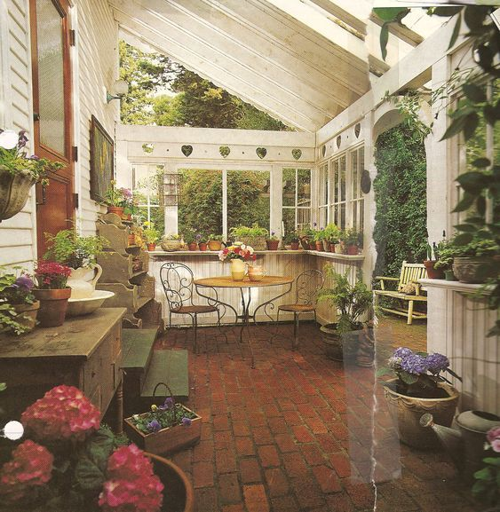 Country Living Patios Yahoo Search Results Image Search Results Patios Invernaderos Casitas