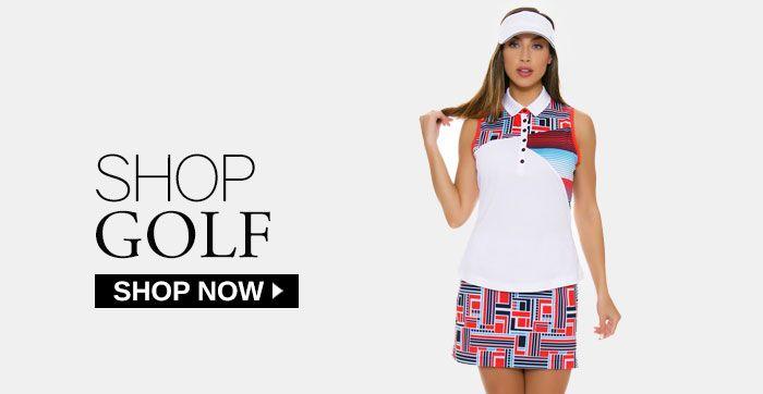Shop Womens Golf Clothing
