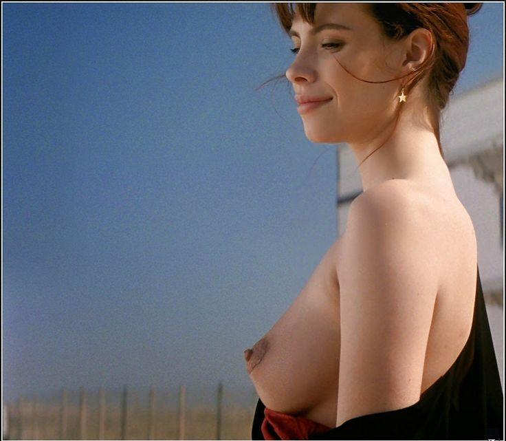 Mathilda may topless nude pics