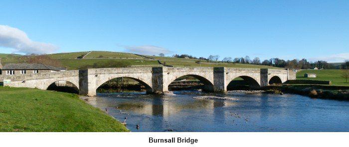 Burnsall to Grassington