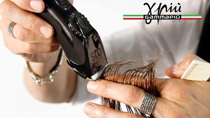 Elmot by Gamma Più Hair Clipper