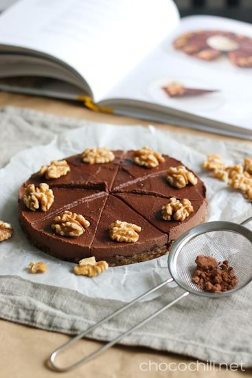 Balinese Chocolate Torte: melt-in-your-mouth perfection (raw, vegan).