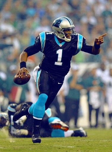 Cam Newton - QB  Panthers