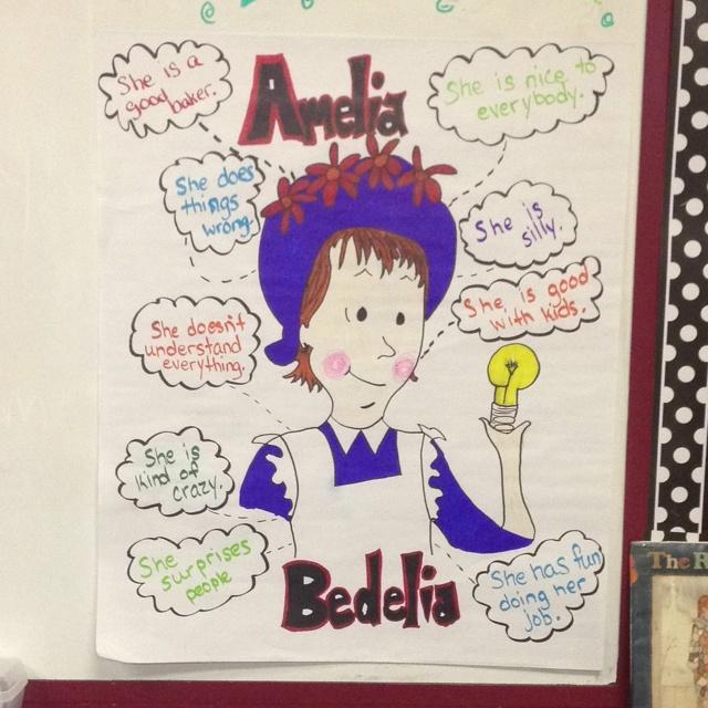 37 best Amelia bedelia images on Pinterest | Amelia bedelia ...