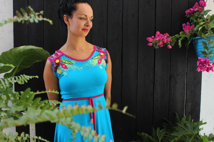 Le chouchou de ma boutique https://www.etsy.com/fr/listing/279481064/robe-femme-robe-sans-manches-jersey
