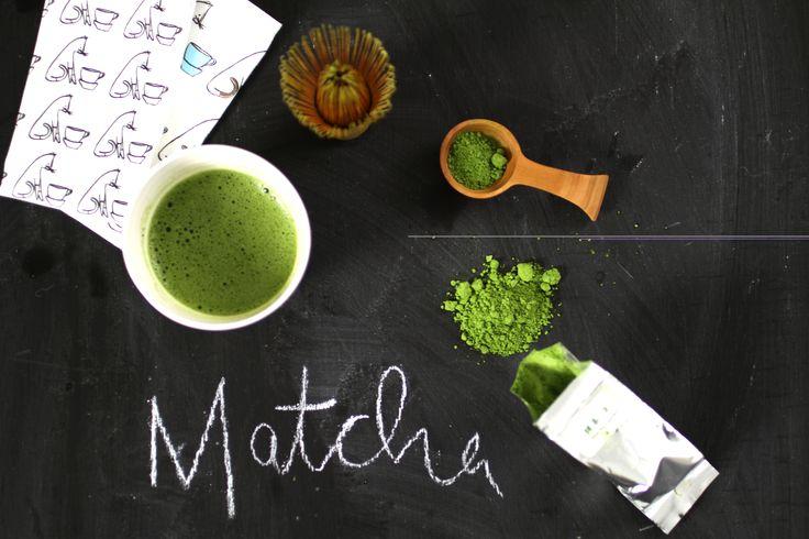 Great Street Runner | Matcha Tea – green energy