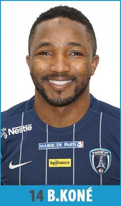 Bakari KONE - Paris FC