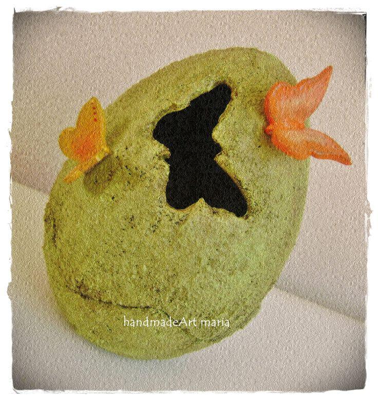 handmade art: EASTER CREATIONS