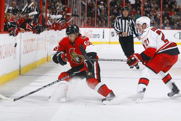 NHL Betting, Free Picks, TV Schedule, Vegas Odds, Ottawa Senators vs. Carolina Hurricanes, Nov 7th 2015